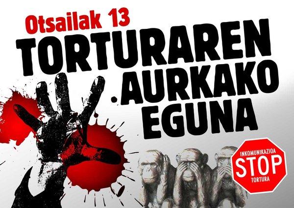 Día contra la tortura