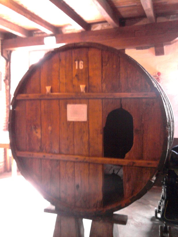 La kupela más antigua