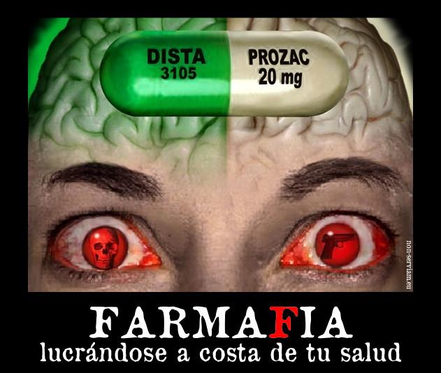 La Mafia Farmaceutica y El Negocio de la Enfermedad