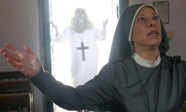 Dios se le aparece a Berta