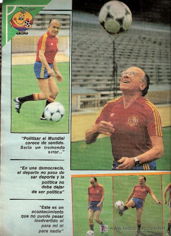 carrillo español y futbolero