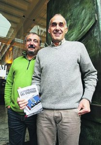 Presentación de libro en el Koldo Mitxelena?. Donostia. 05-12-2012
