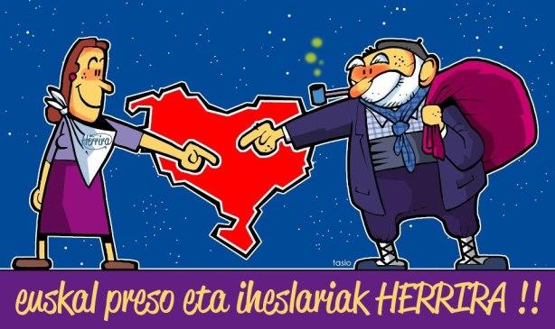 Olentzero.presoak.herrira