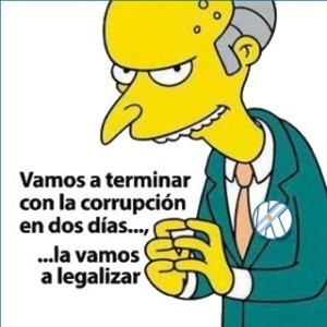 corrupcion-Burns