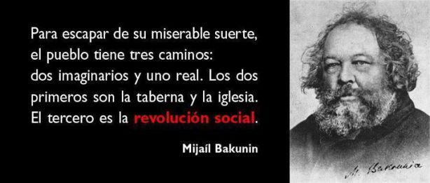 Bakunin.REVOLUCION.SOCIAL