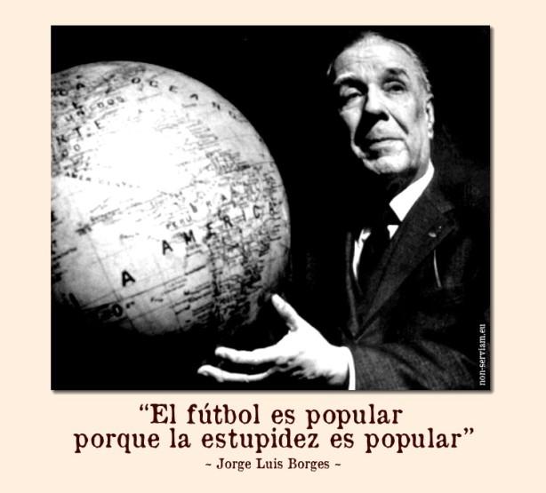 Borges.antifutbolero