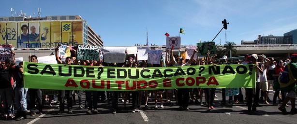 Brasil.protestas
