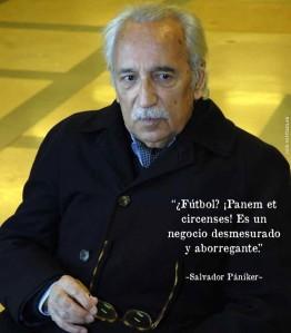 Salvador.Pániker.antifutbolero