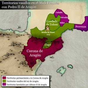 territorios-Midi-Pedro-II-Aragon