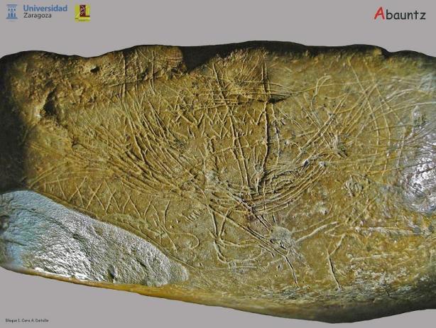 piedra.Cueva-de-Abauntz