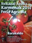 Barakaldo.Feria.Agricola.Cartel.2014