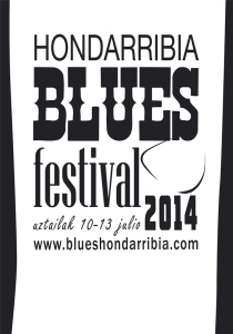 Hondarribia.Blues.Festival2014