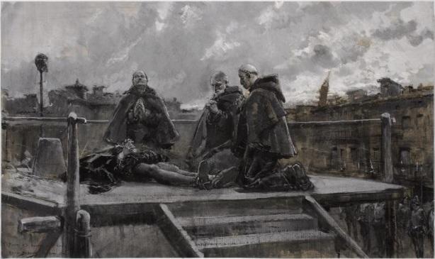 La_ejecución_de_Juan_de_Lanuza,_boceto_(Museo_de_Zaragoza)